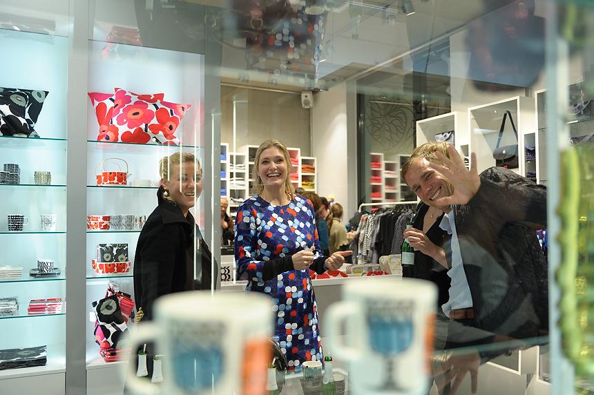 marimekko store opening marimekko store opening in berlin ffb fashionfotoberlin. Black Bedroom Furniture Sets. Home Design Ideas