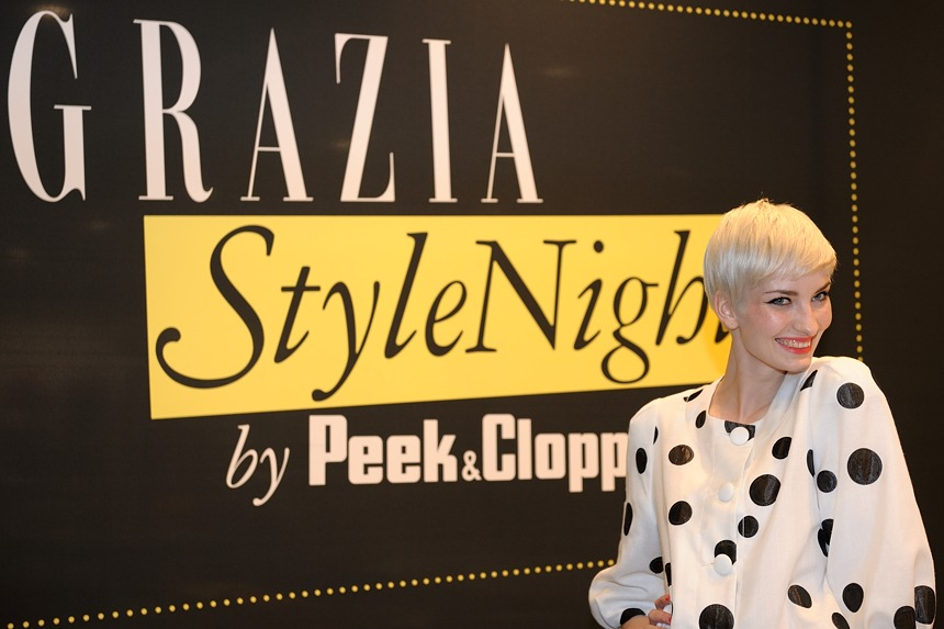 Grazia StyleNight @ P&C  Grazia StyleNight by Peek